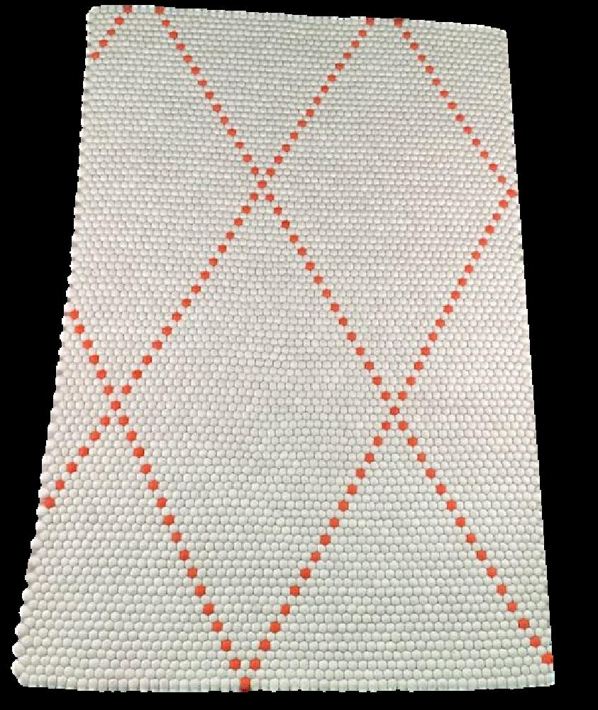 Poppy Red Dot Rug