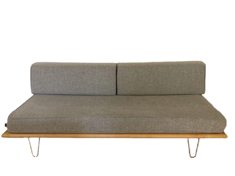 Nelson Daybed with Hairpin Legs