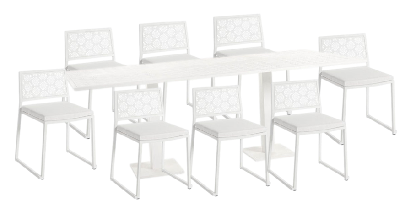 Japan Outdoor Dining Table and Chairs