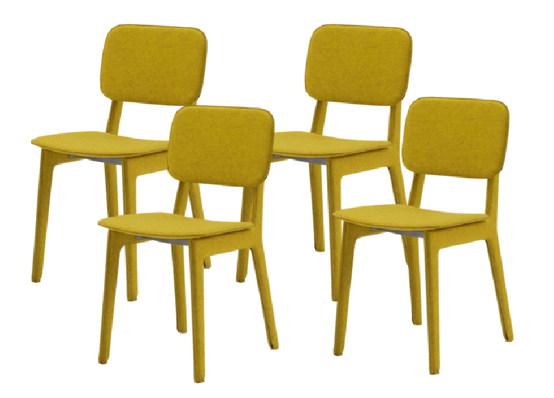Felt Dining Chairs