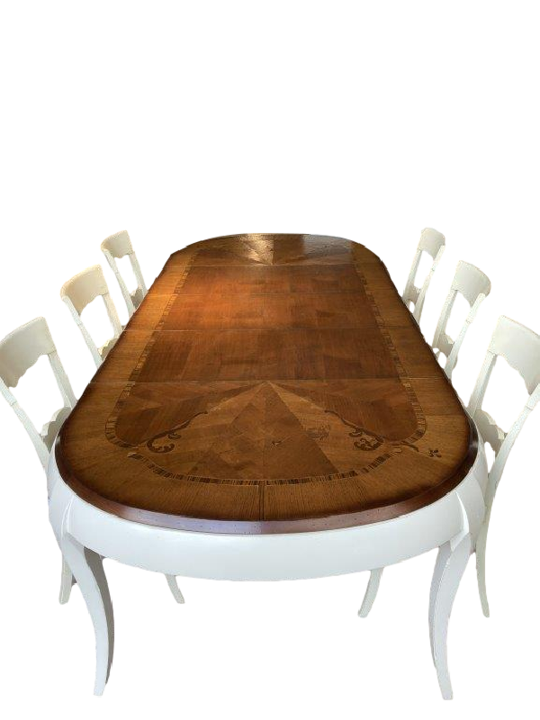 Chiara Dining Table and Chairs