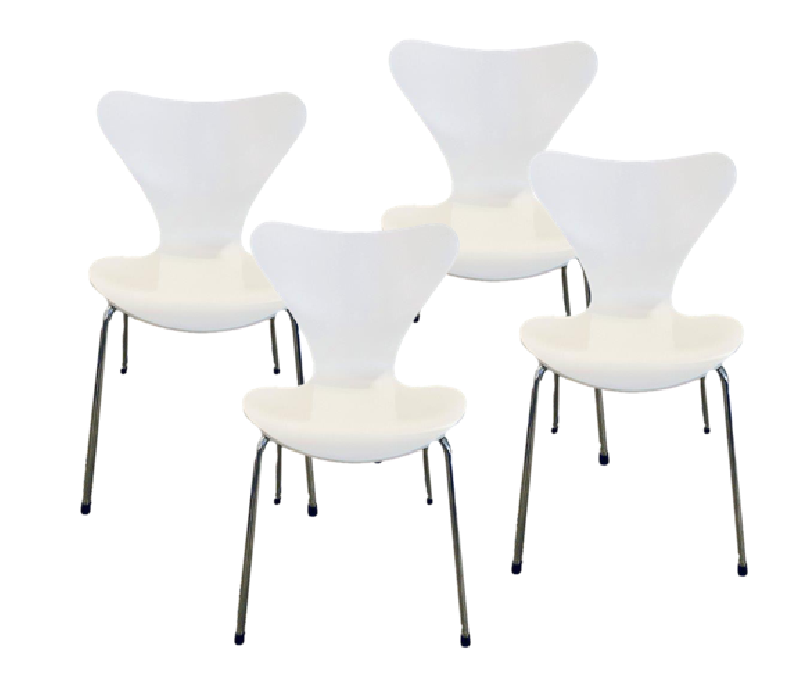 Series 7 Chairs - Set of 4