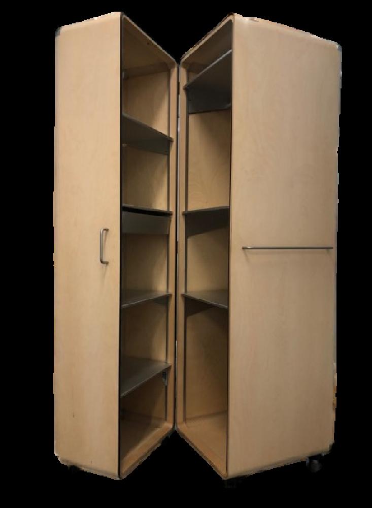 Shell Trunk Cupboard