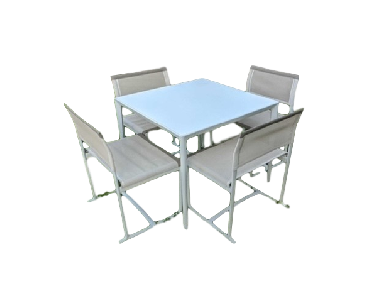 Mirto Outdoor table and chairs