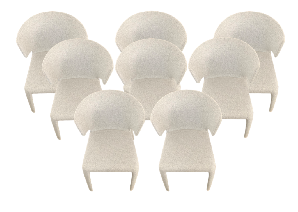 Hola 367 Dining Chairs with Arms