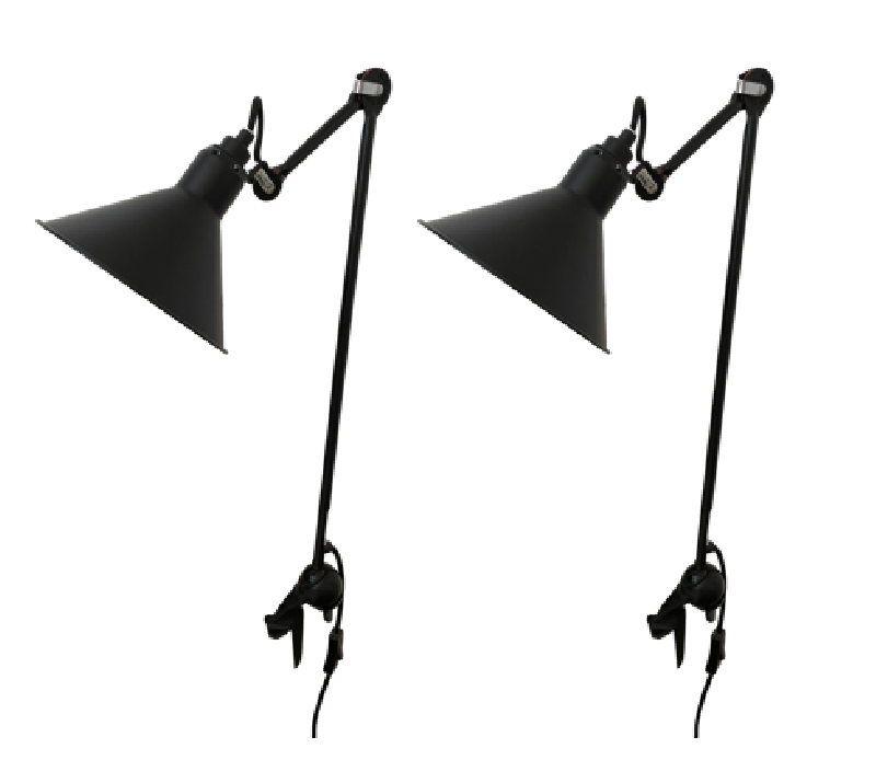 Gras No. 201 Desk Lamp 2 x available