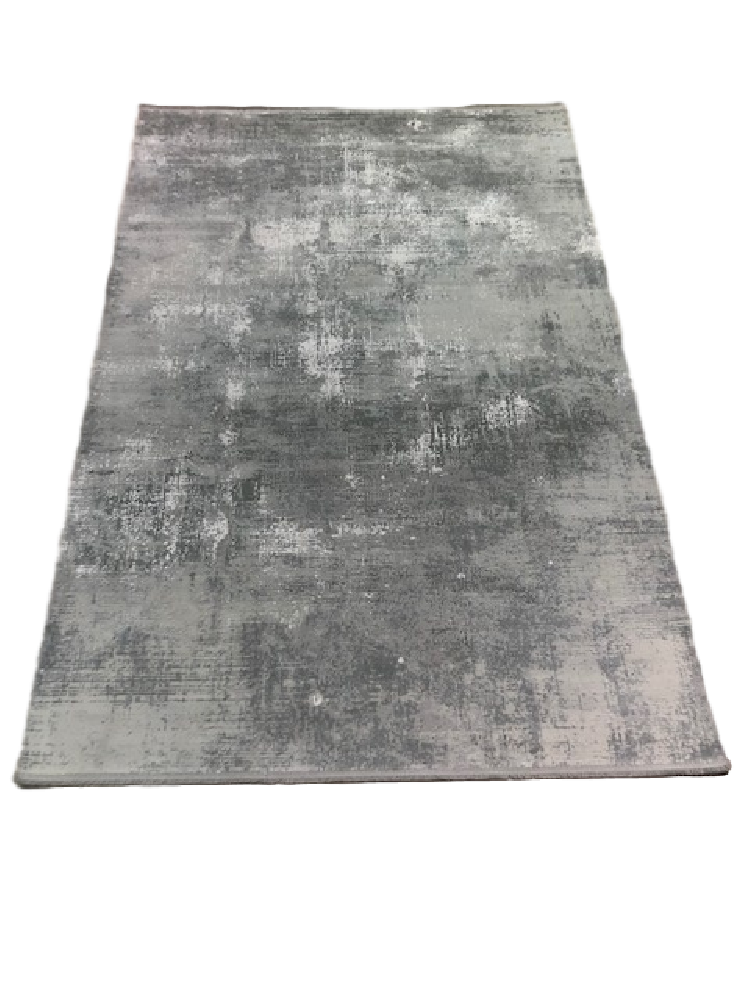 Silver Luxe Rug