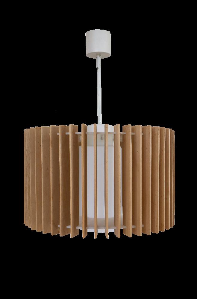 Rare Mid century Pendant light