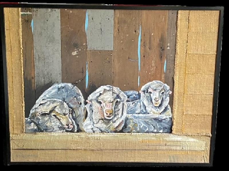 Shearing Days