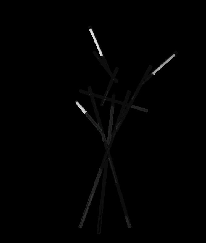 Tuareg Floor Lamp