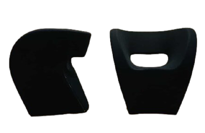 Pair of Victoria and Albert Chairs By Ron Arad