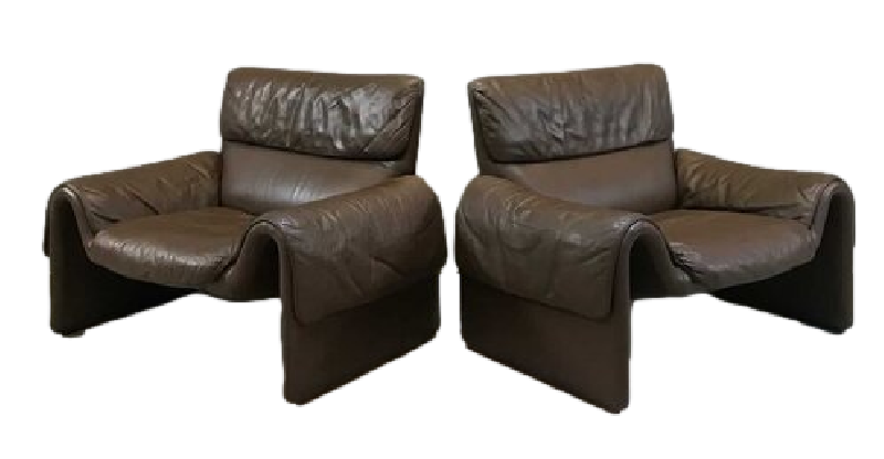 Vintage DS 2011 Lounge Chairs