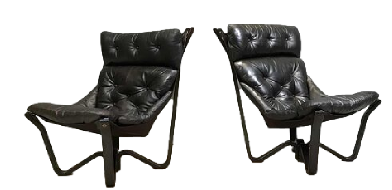 Jim Myrstad Vintage Viking Chairs