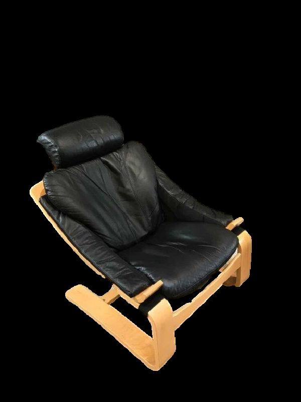 Vintage Kroken Lounge Chair