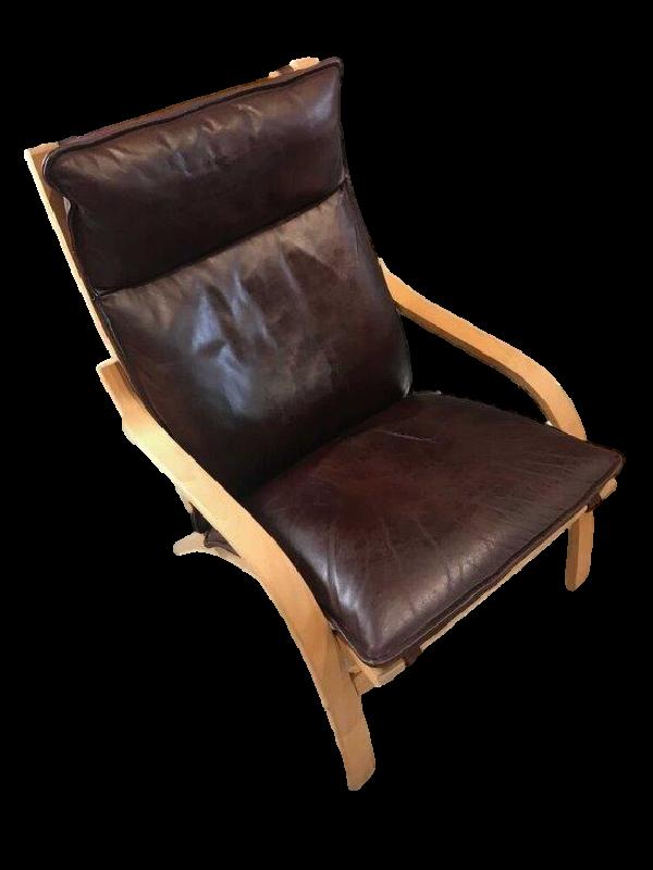 Vintage Mogens Hansen Lounge Chair