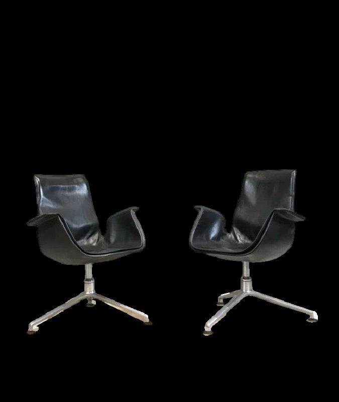 Vintage Tulip Chairs