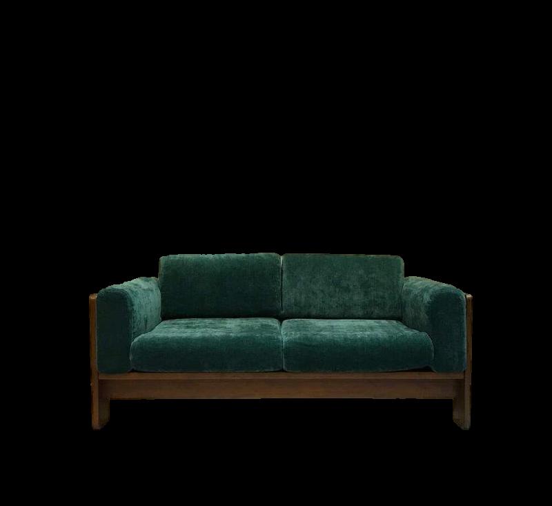 Vintage Bastiano Two Seater Sofa