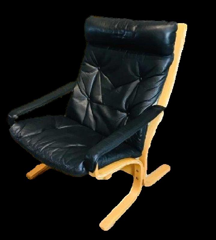 Vintage Siesta High Back Chair