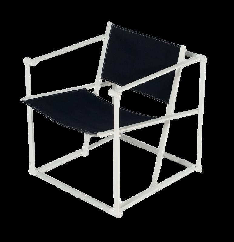 Vintage FM60 Cubic Chair