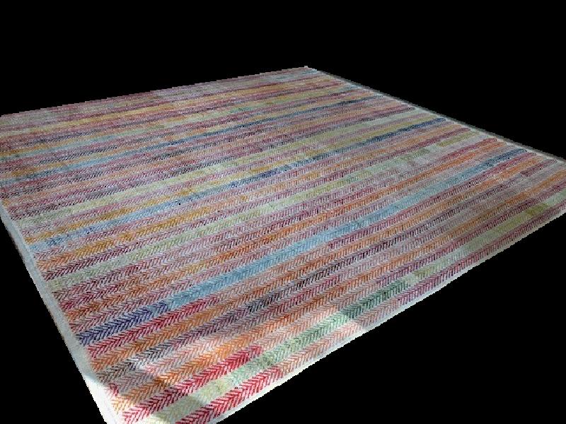 Old Yarn Wheat Rug